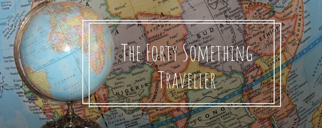 The Forty Something Traveller