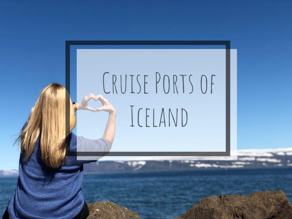 Cruise Ports of Iceland