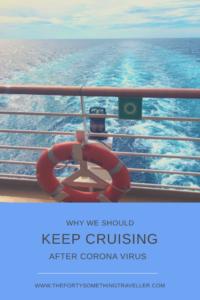 cruising after corona virus